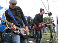 Silverlight Reaction at the Wivenhoe May Festival by Jon Chamberlain